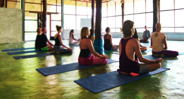Meditation class Thailand