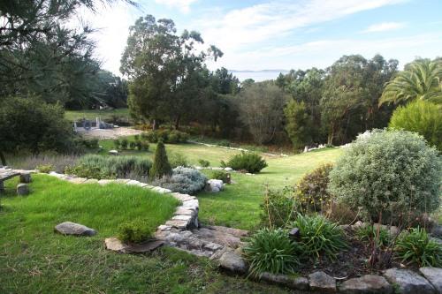 garden in Galicia