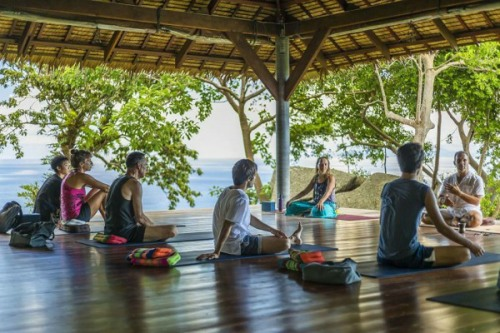 AYP class in Thailand