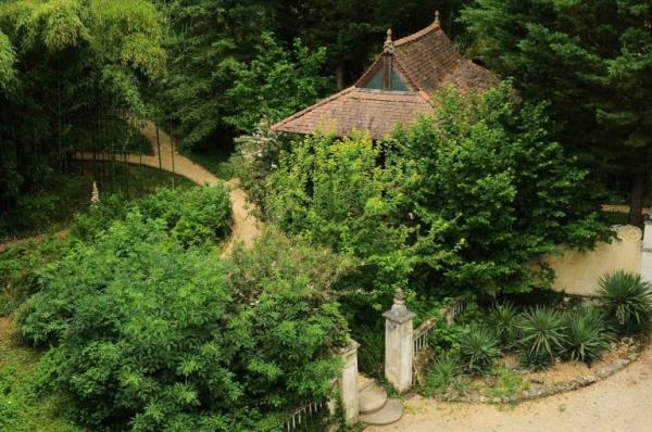 Zen monastery, France