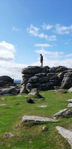 Tor on Dartmoor