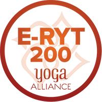 Yoga Alliance e-RYT 200